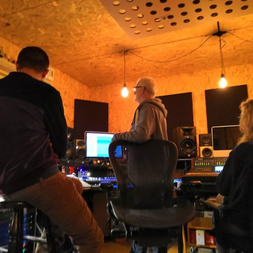 Telleman mixing engineer